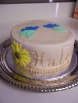 My sister-in-law's favorite cake